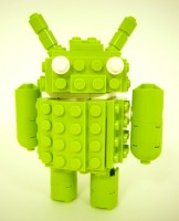 Brick Robot Companion for Android Building Kit 1
