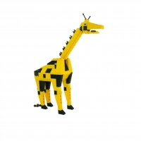 giraffe blank